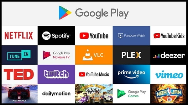 le Player TV de la Freebox Pop tourne sous Android.