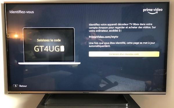 Pour valider votre inscription à Amazon Prime Video avec Bouygues, il faut se rendre sur le site d'Amazon
