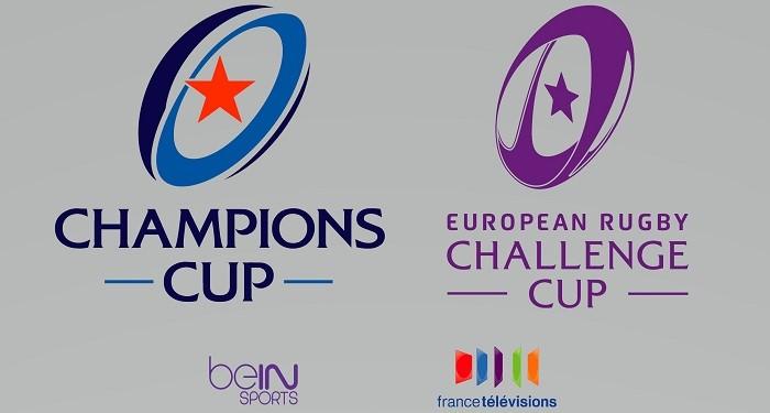 La Champions Cup et la Challenge Cup sont diffusées sur beIN Sports et France Télévisions