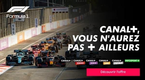 Avec l'abonnement à Canal+, vous n'aurez pas plus ailleurs