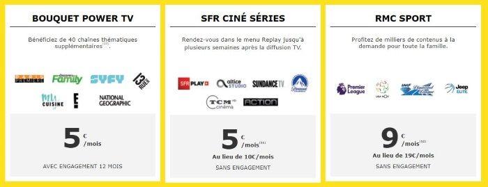 RMC Sport pas cher chez La Poste Mobile : 9 euros par mois