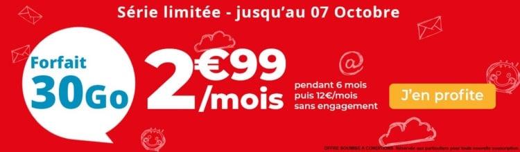 Le forfait à petit prix d'Auchan Telecom est-il une bonne affaire ?