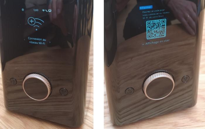 Bouygues Telecom : connexion au wifi via QR Code sur la box fibre