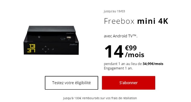 Quelle box Internet choisir : la Bbox Must ou la Freebox Mini 4K