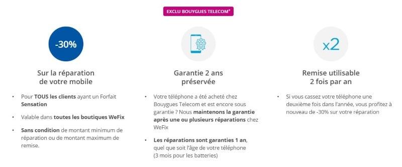 Forfait Bouygues Telecom : comment réparer son smartphone moins cher ?