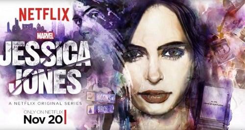 Jessica Jones reste pendant encore deux ans sur Netflix