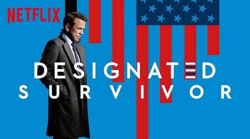 Les trois saisons de Designated Survivor sont disponibles sur Netflix