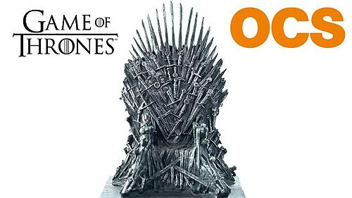 Game of Thrones s'achève après huit saisons mais c'est encore sur OCS
