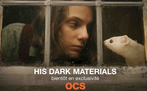 His Dark Materials sera diffusé sur OCS