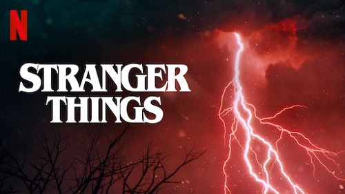 Stranger Things, la série qui bat tous les records de Netflix