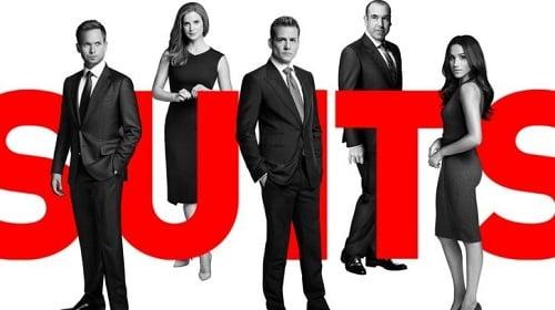 La série Suits est disponible sur Netflix