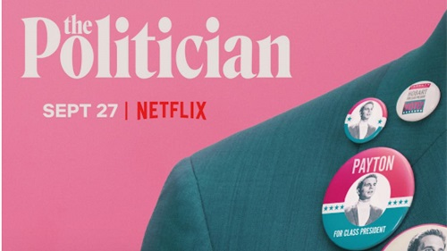 The Politician est une série originale Netflix
