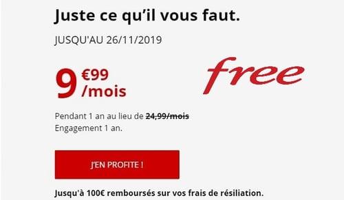 La Freebox Crystal est la box Internet la moins chère du marché