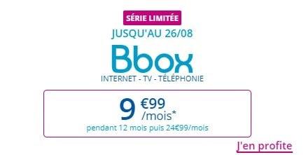 Avec la série spéciale Bbox, vous avez un décodeur TV Android