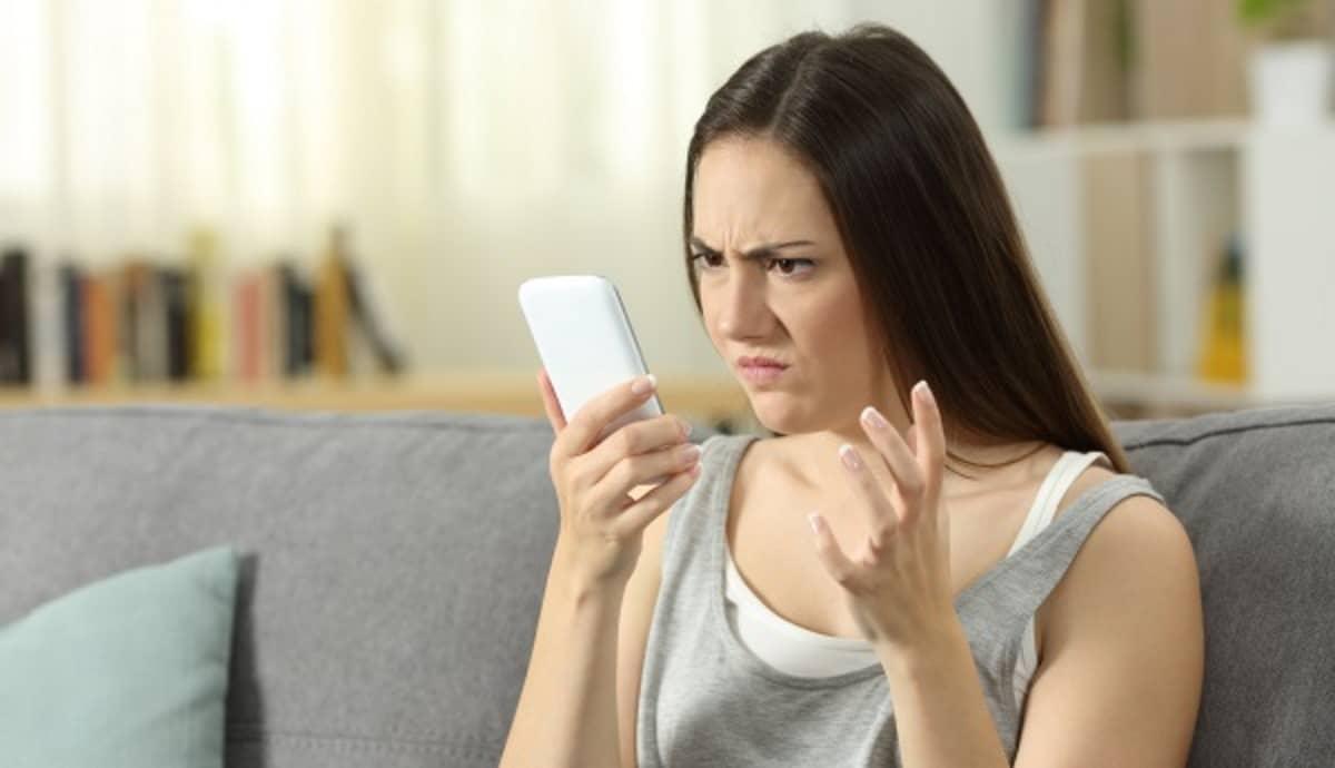 Problème pour joindre le service client sur son portable