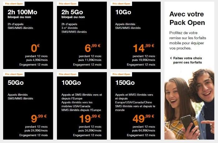 Rentrée 2019 : des économies avec l'offre box + mobile Orange