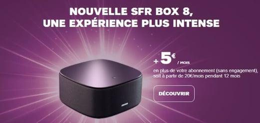 Nouvelle box SFR 8