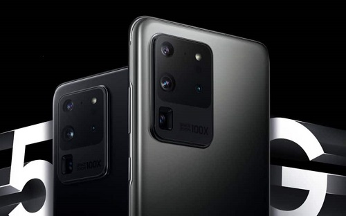 Le Samsung Galaxy S20 est compatible 5G.