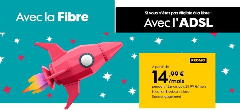 Internet pas cher : la box Sosh en promotion