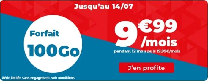 Un max de data avec la nouvelle promo Auchan télécom pour rester connecté cet été