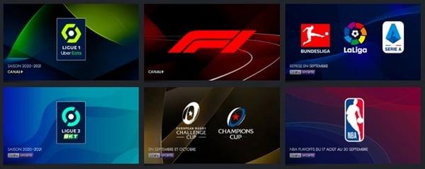 Nouvelle série limitée Canal+ avec beIN Sports pour les moins de 26 ans à 15€/mois