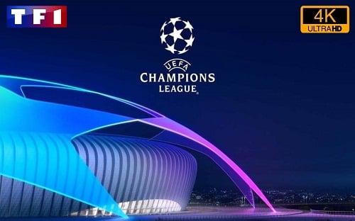 La finale de la Ligue des Champions sera diffusée en clair sur la chaîne TF1 4K