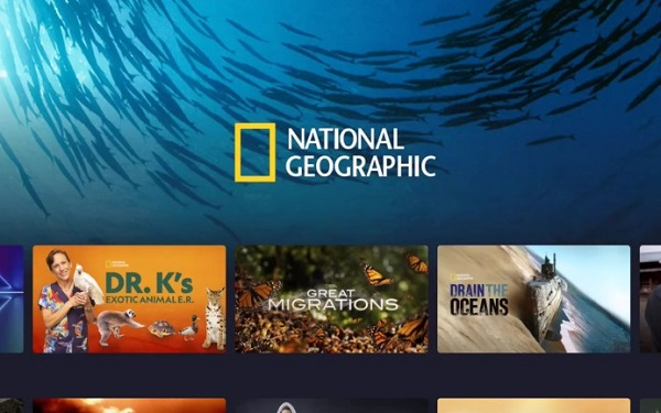 Les documentaires National Geographic sont sur Disney+