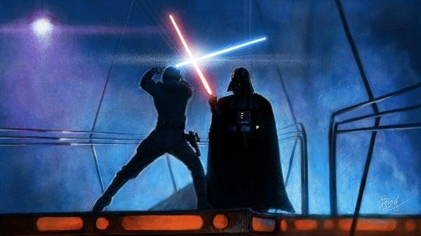 La saga Star Wars fait partie des contenus Disney+