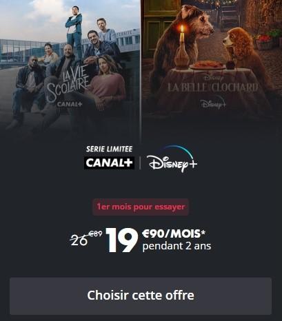 La série limitée Disney+ avec Canal+ prolongée jusqu'au 17 juin