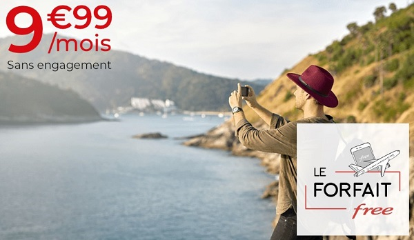 Le forfait Free est à seulement 9,99€/mois pour les abonnés Freebox Pop