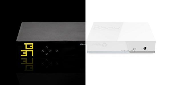 Le modem de la Freebox mini 4 K et de la Bbox Must sont compatibles  WiFi 5