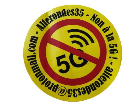 Non à la 5G