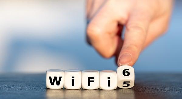 la norme Wi-Fi 6 augmente le débit de 40% et améliore la couverture du réseau Wi-Fi