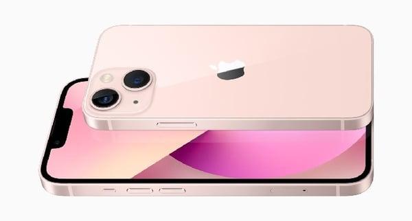 L'iPhone 13 ressemble beaucoup à l'iPhone 12.