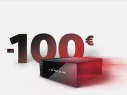 100 euros rembourses