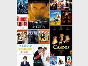 20 films offerts