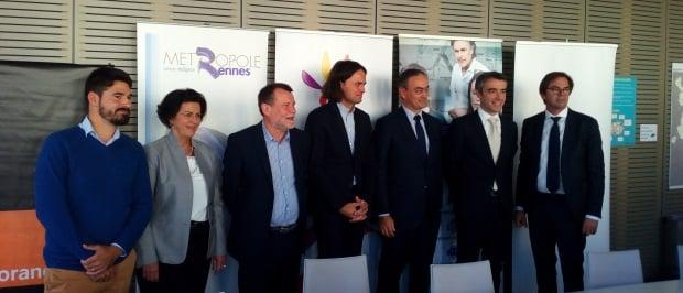 Métro de Rennes en 4G : Orange, SFR, Bouygues et Free présents