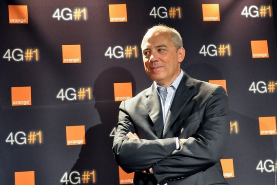 Orange n°1 de la 4G avec 71% de la population couverte en octobre 2014