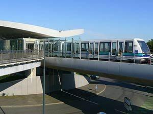 Ligne A du métro à Rennes