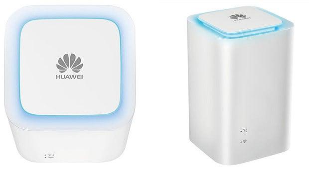 4G box, jusqu'à 115 Mbit/s chez soi sans ADSL ni fibre
