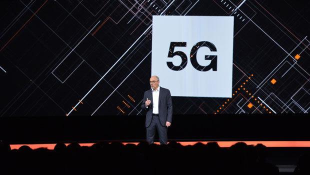 La 5G par Orange