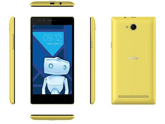 HaierPhone L901, un smartphone 4G Catégorie 4 à 179 euros
