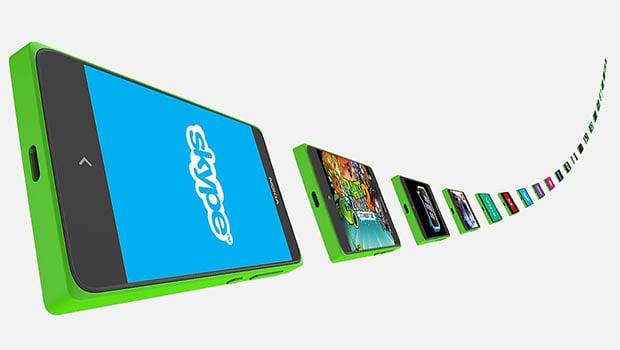 Nokia X : une interface Fastlane à la Windows Phone pour Android