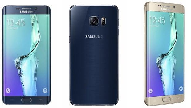 Le Galaxy S6 Edge +