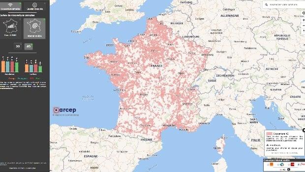 La fin des zones blanches mobiles dès 2020