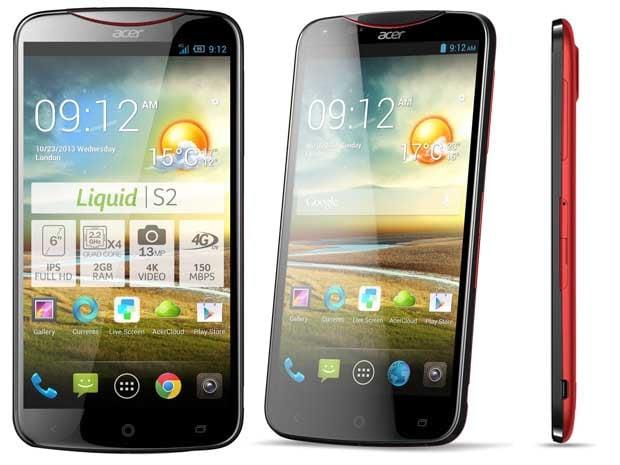 Acer Liquid S2, désormais à moins de 450€
