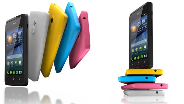 Acer Liquid Z200 sous Android KitKat