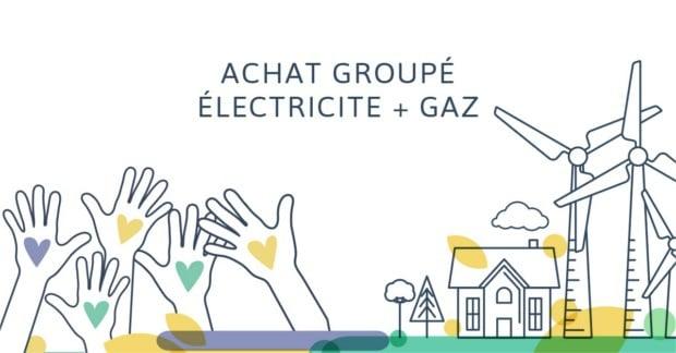 Achat groupé gaz electricité Bemove Ariase