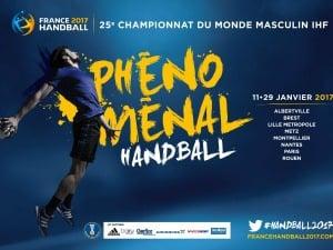 Comment regarderl le championnat dumonde de handball