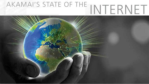 State of The Internet, un bilan trimestriel